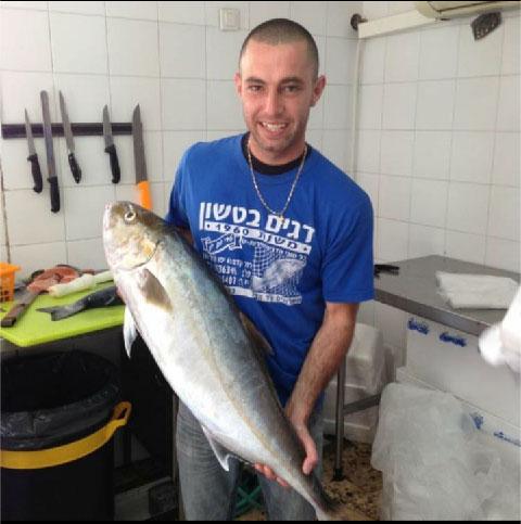 משלוח דגים בחולון